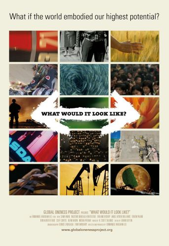 What Would It Look Like? Poster