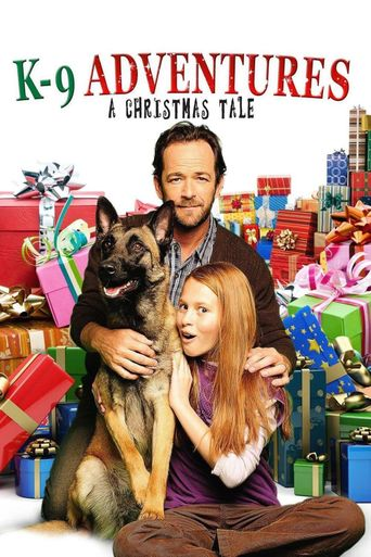 K-9 Adventures: A Christmas Tale Poster