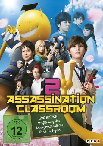 Assassination Classroom: Graduation Poster