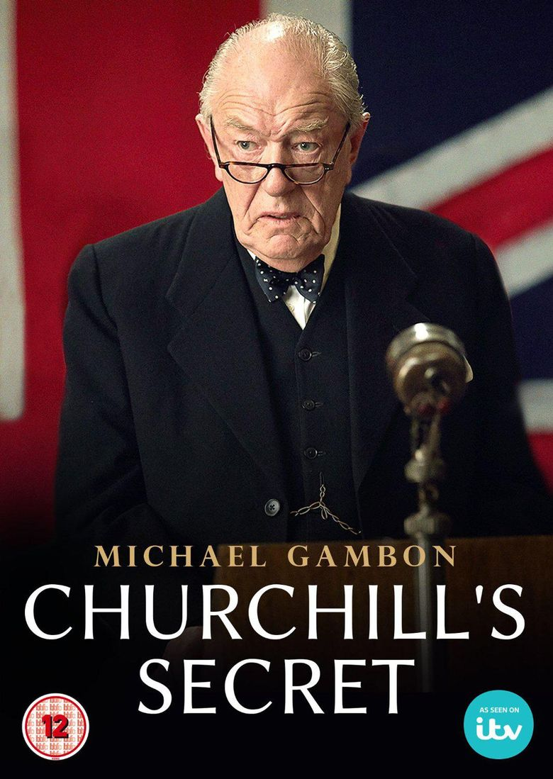 Churchill's Secret Poster