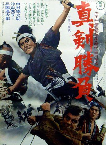 Miyamoto Musashi VI Poster