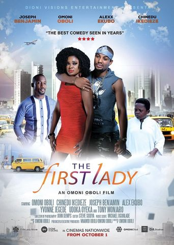 The First Lady Poster