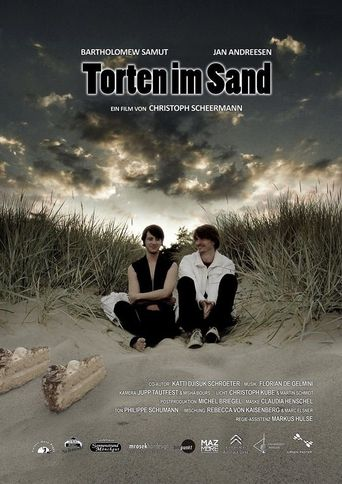 Cakes and Sand Poster