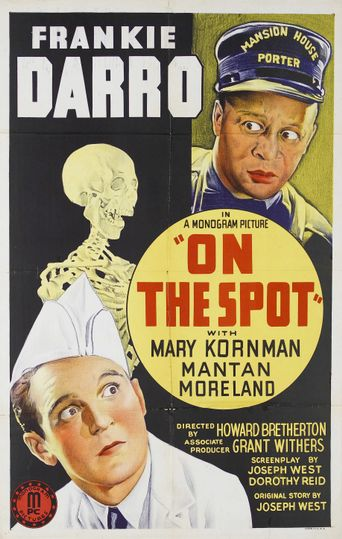 On the Spot Poster