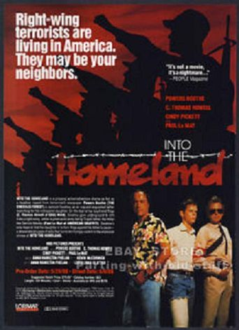 Into the Homeland Poster
