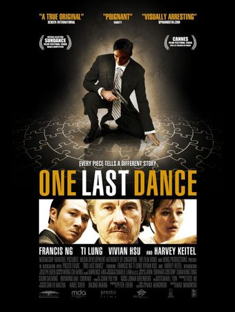 One Last Dance Poster