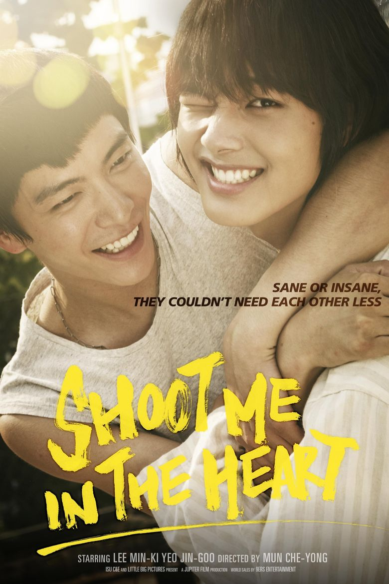 Shoot Me in the Heart Poster