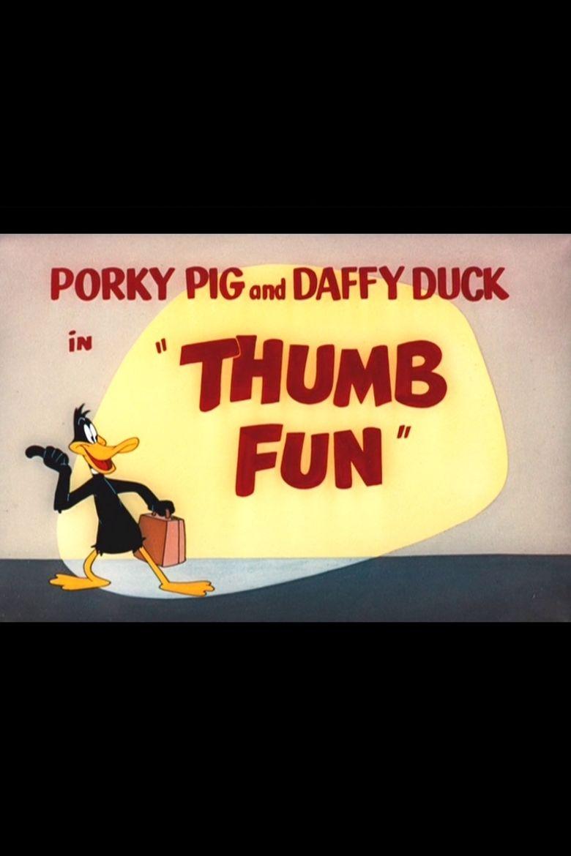 Thumb Fun Poster
