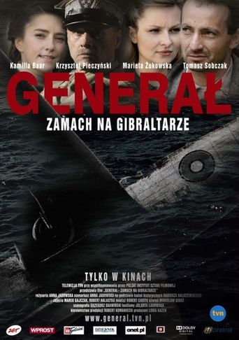 General, The. Attempt at Gibraltar Poster