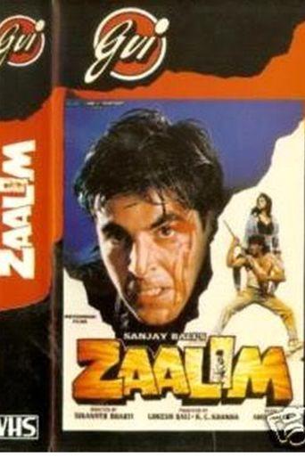 Zaalim Poster