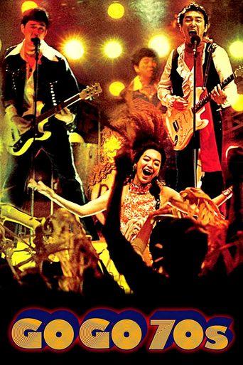 Go Go 70's Poster