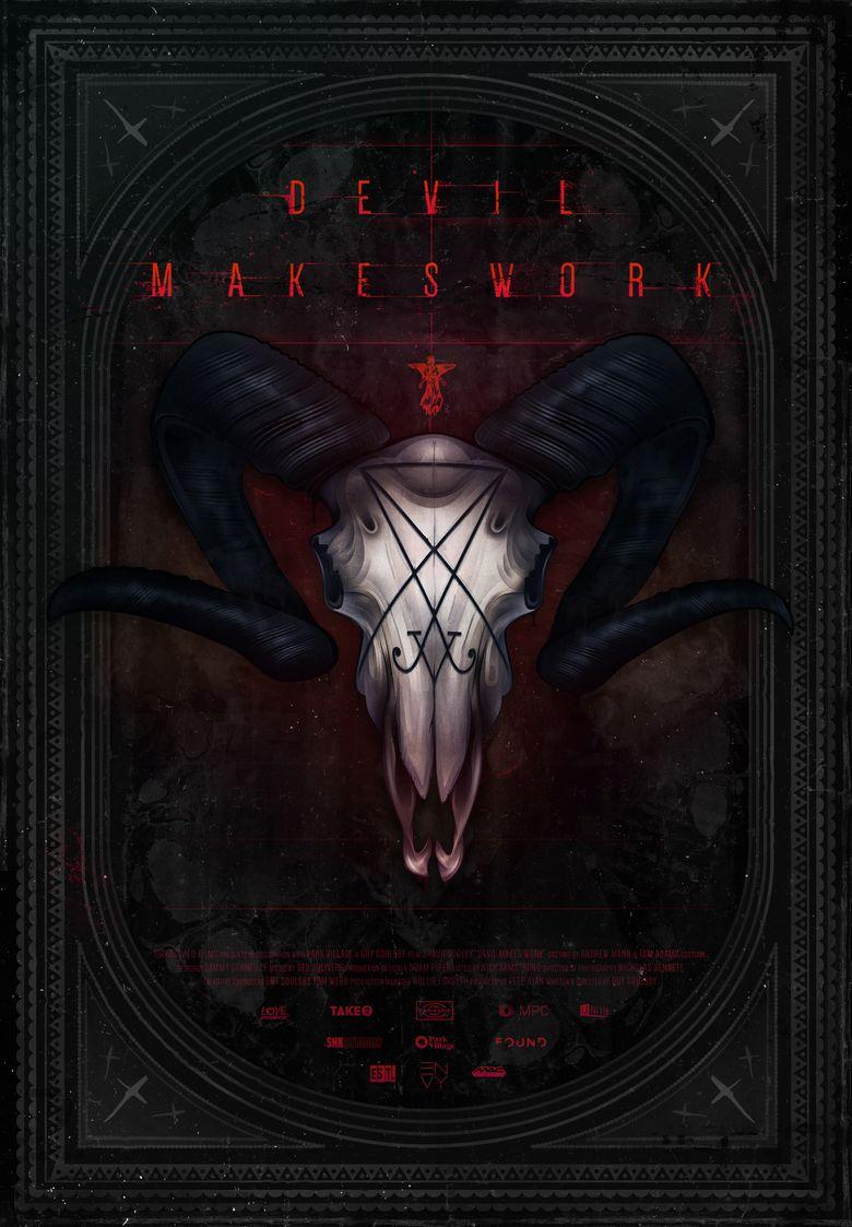 Devil Makes Work Poster