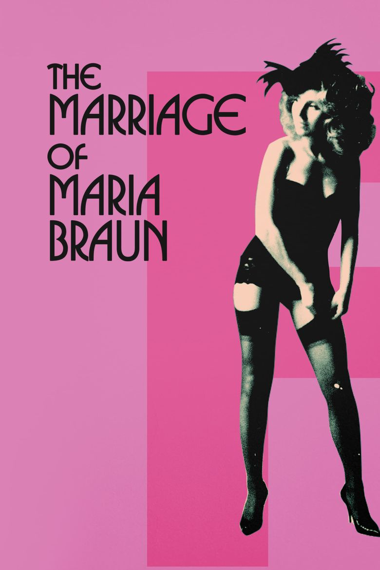 The Marriage of Maria Braun Poster