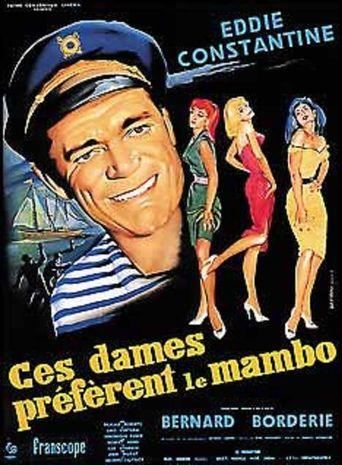 Ces dames préfèrent le mambo Poster