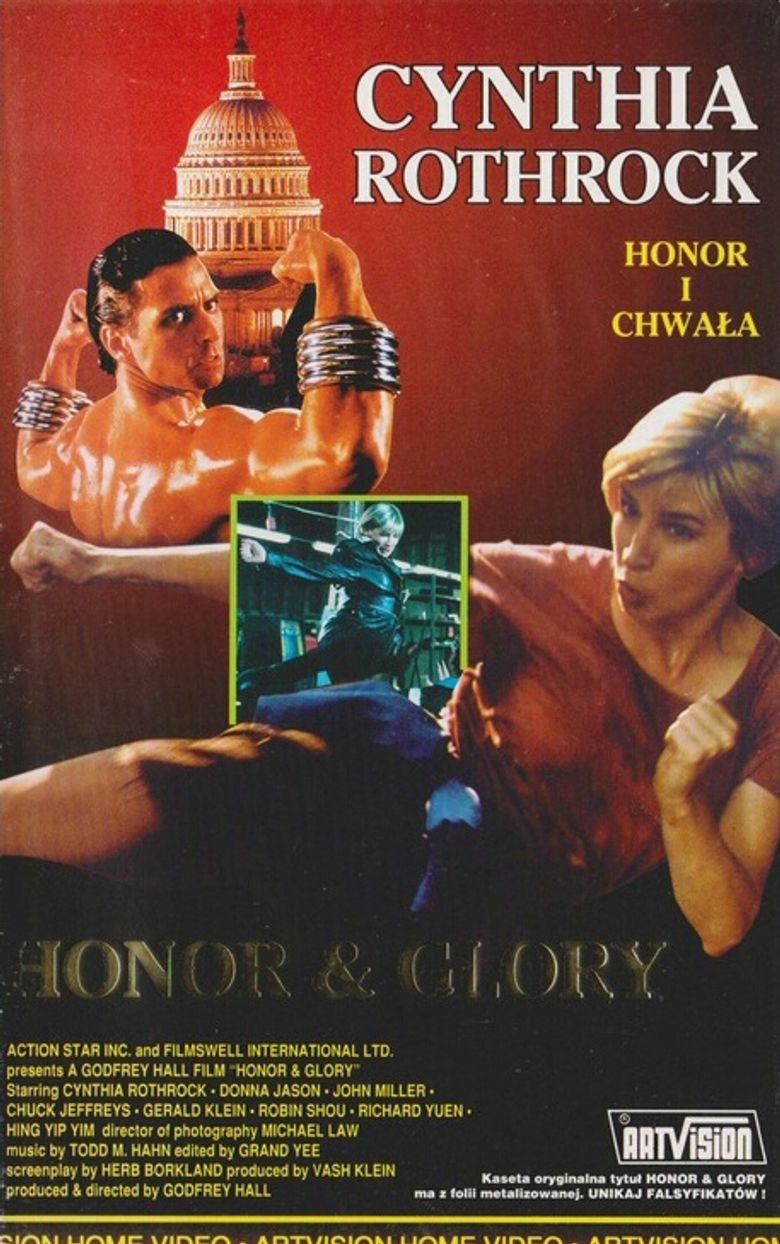 Honor and Glory Poster