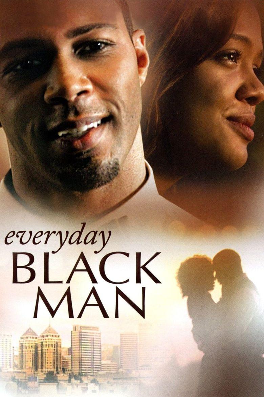 Everyday Black Man Poster