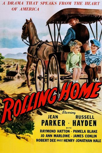 Rolling Home Poster