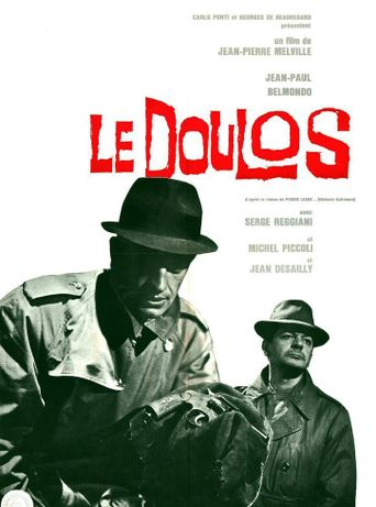 Doulos: The Finger Man Poster