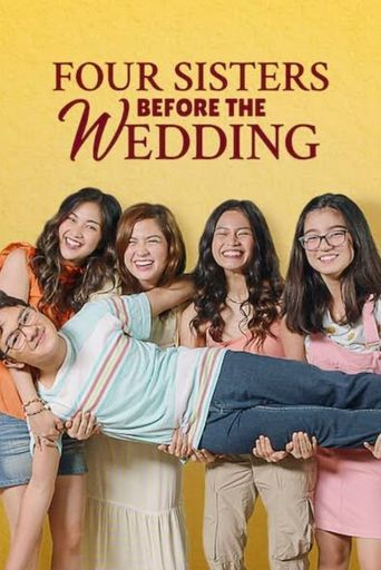Four Sisters Before the Wedding Poster