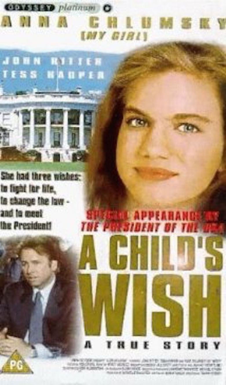 A child's Wish: Fight for Justice Poster