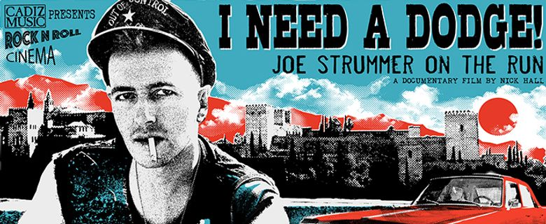 I Need a Dodge! Joe Strummer on the Run Poster