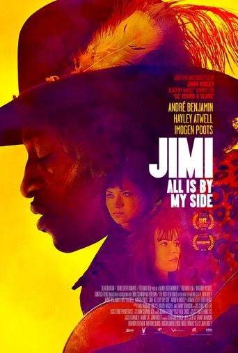 Watch Jimi: All Is by My Side