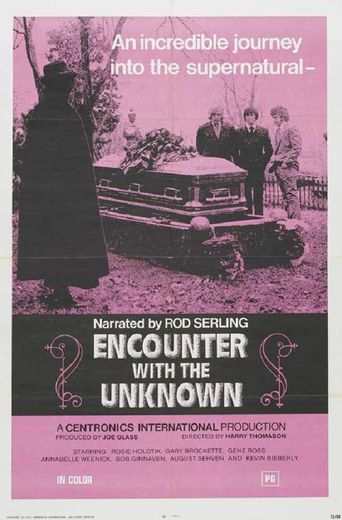 Encounter with the Unknown Poster
