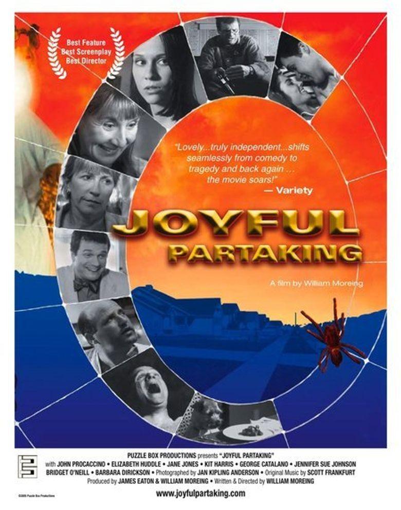 Joyful Partaking Poster