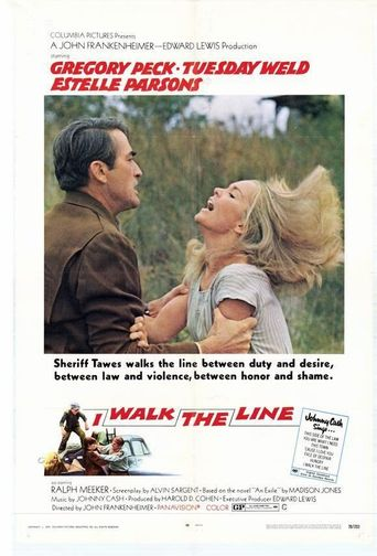 Watch I Walk the Line