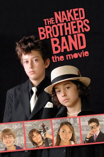 The Naked Brothers Band: The Movie Poster