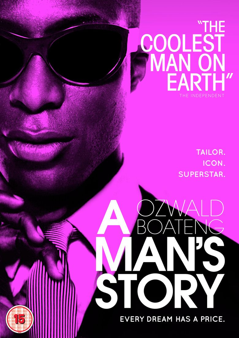 A Man's Story Poster