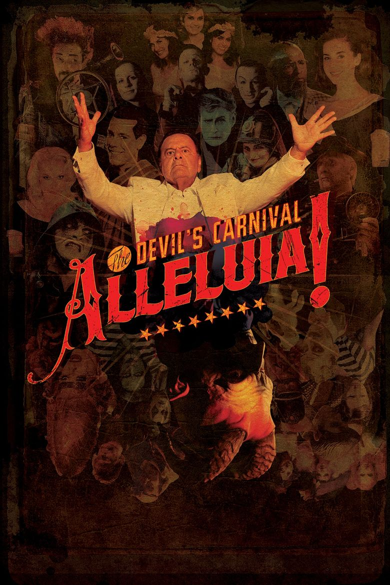 Alleluia! The Devil's Carnival Poster