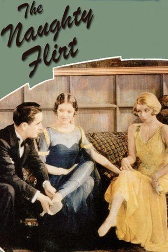 The Naughty Flirt Poster