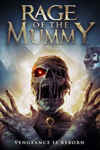 Rage of the Mummy Poster