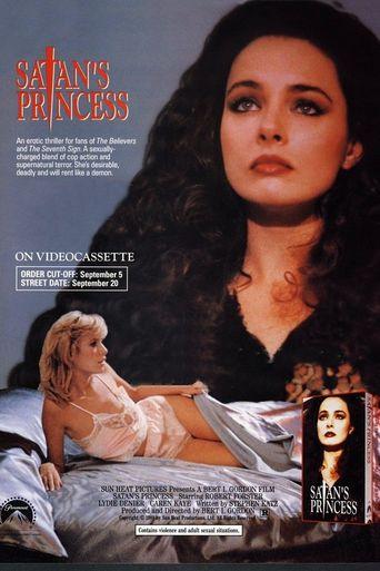 Satan's Princess Poster
