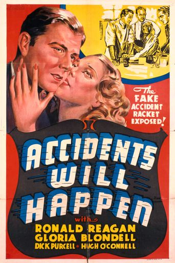 Accidents Will Happen Poster