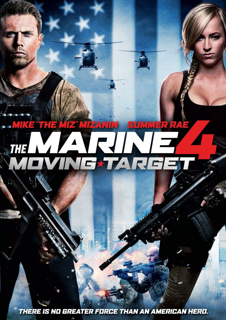 The Marine 4: Moving Target Poster