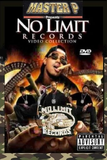 DJ Ant-Lo & Master P present No Limit Records Video Collection DVD Poster