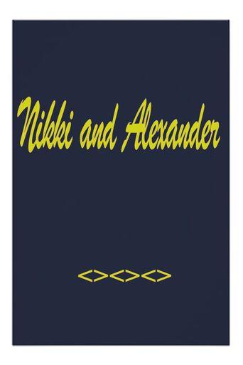 Nikki and Alexander Poster