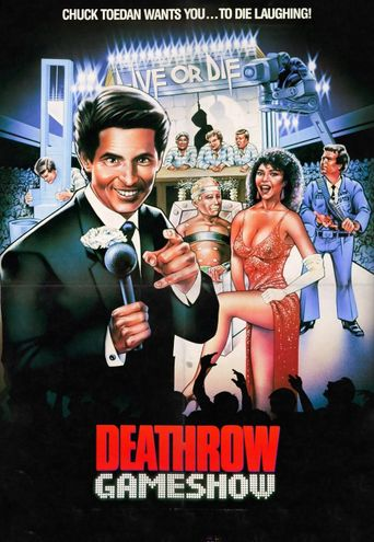 Deathrow Gameshow Poster