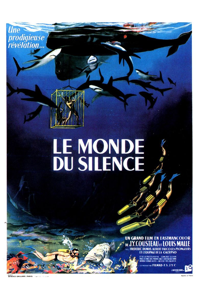 The Silent World Poster