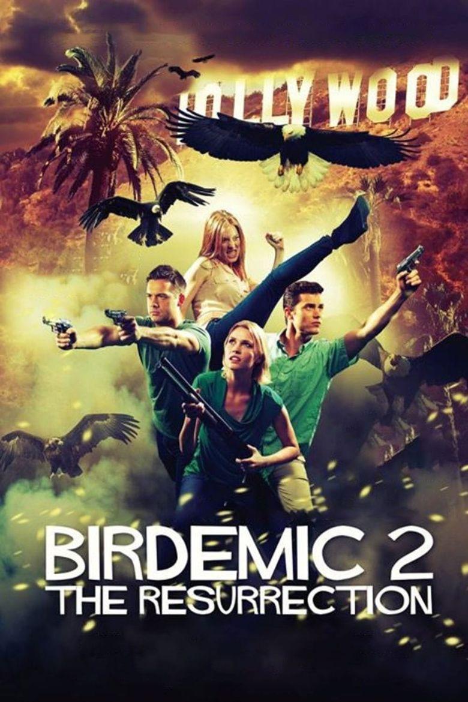 Birdemic 2: The Resurrection Poster
