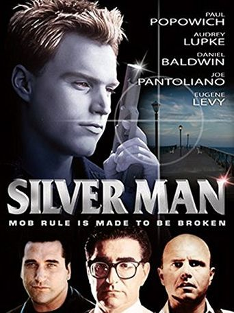 Silver Man Poster