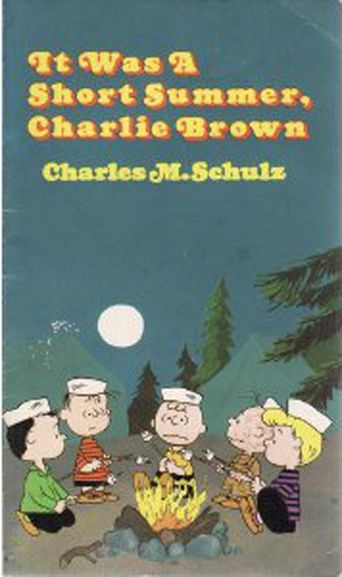 It Was a Short Summer, Charlie Brown Poster