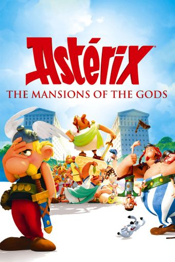 Watch Asterix: The Mansions of the Gods