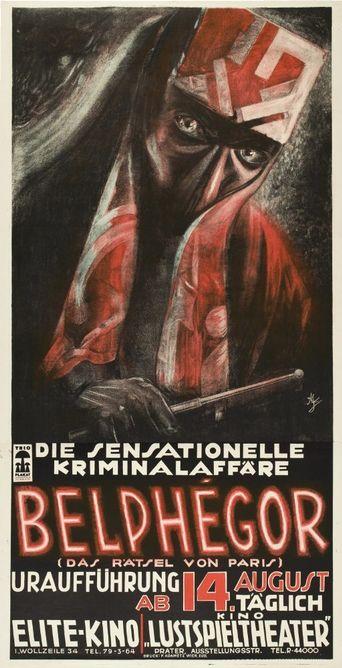 Belphégor Poster