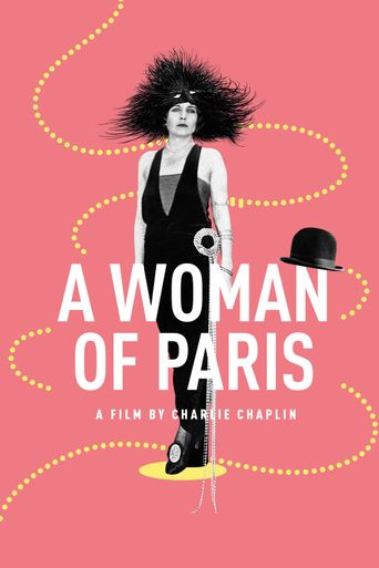 A Woman of Paris: A Drama of Fate Poster