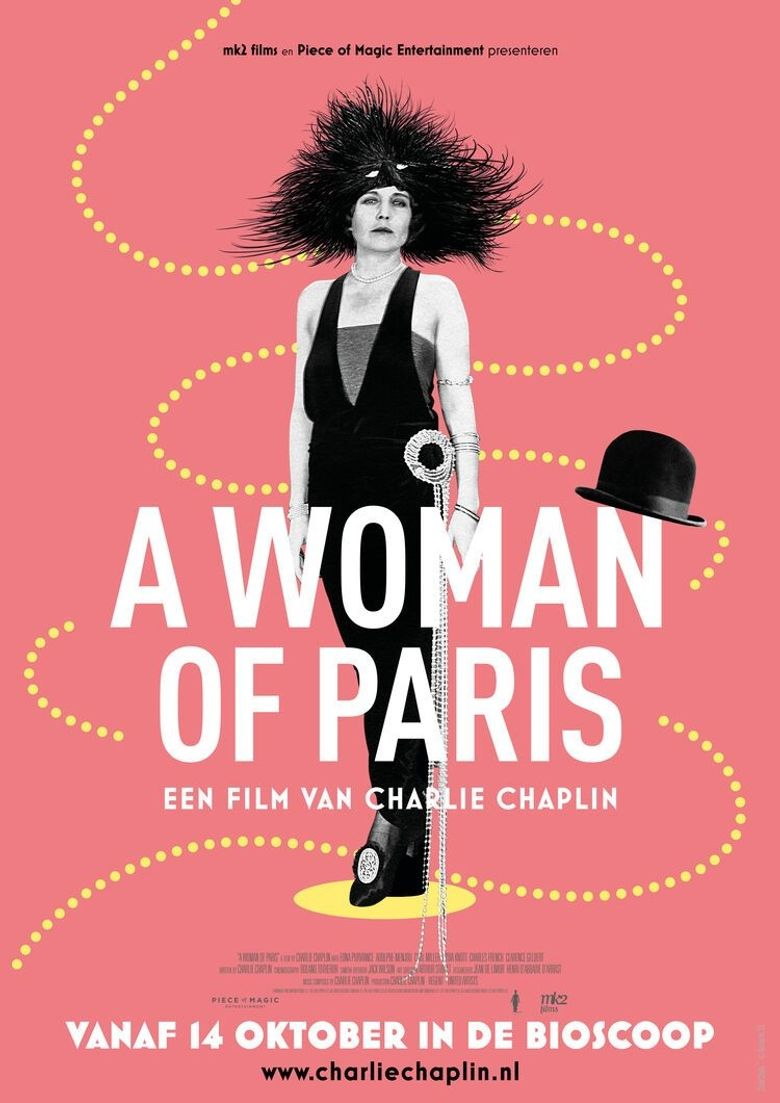 A Woman of Paris Poster