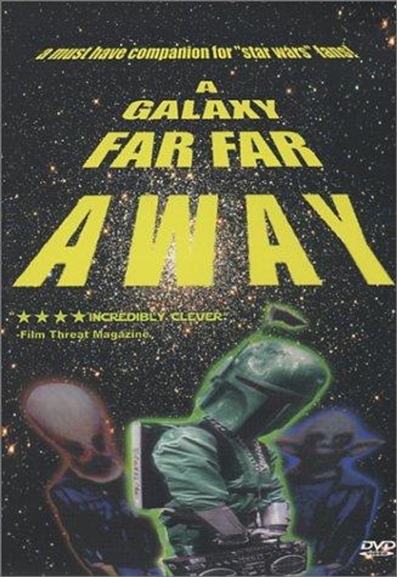 A Galaxy Far, Far Away Poster
