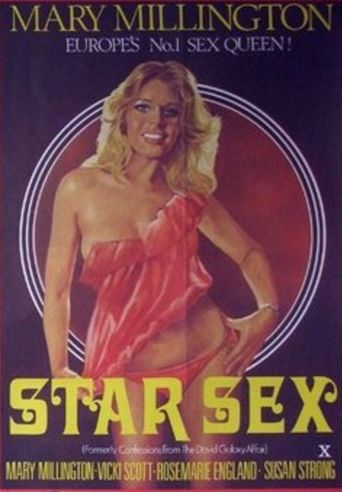 Confessions from the David Galaxy Affair Poster